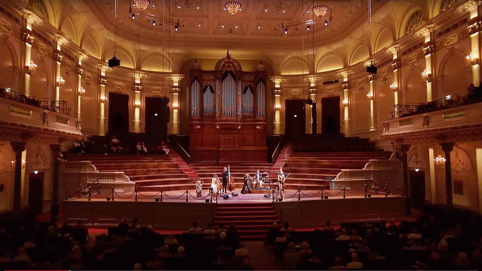fuse concertgebouw zomersessies